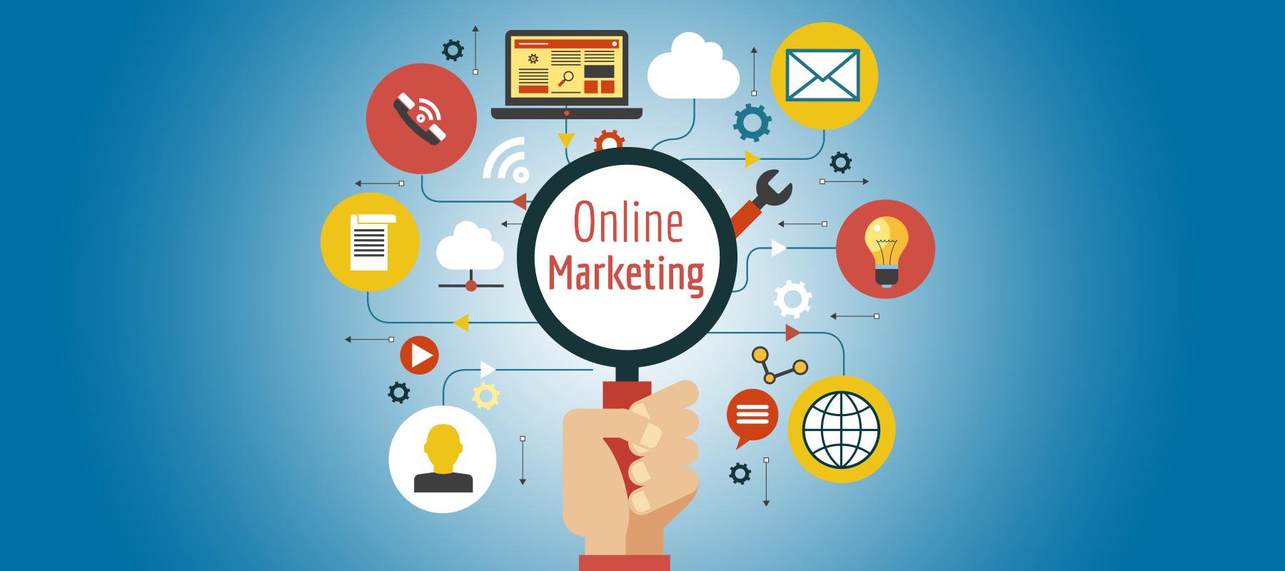 انواع ابزارهای دیجیتال مارکتینگ